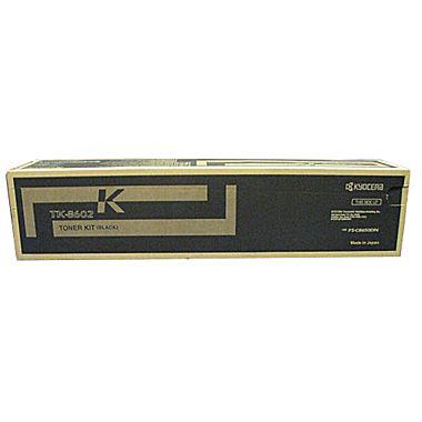 Toner Preto - TK-8602K - Kyocera