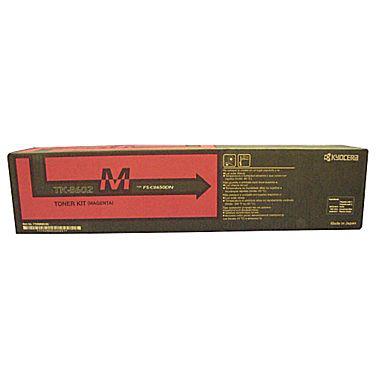 Toner Magenta - TK-8602M -  Kyocera