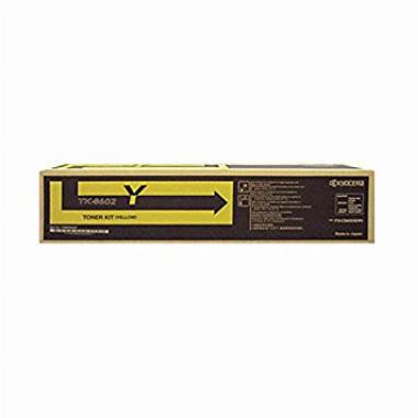 Toner Amarelo - TK-8602Y - Kyocera