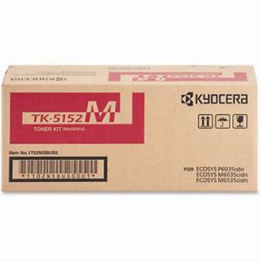 Toner Magenta - TK-5152M - Kyocera