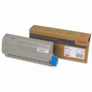Cartucho de Toner Magenta  - 45396210 - MC780  - OKI