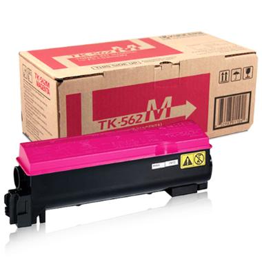 Toner Magenta - TK-562M - Kyocera