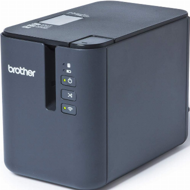 Rotulador PT-P950NW - WiFi e rede ethernet - Brother