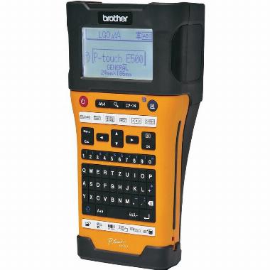 Rotulador Eletrônico PT-E500 - Brother