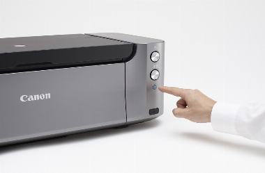 Impressora Fotografica Jato de Tinta Pixma PRO-100 - Canon