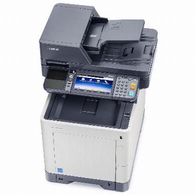 Multifuncional Laser Color Ecosys M6035CIDN - KYOCERA