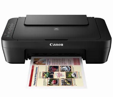 Impressora Multifuncional MG3010 Jato de Tinta - Canon