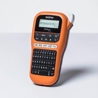 Rotulador Eletrônico PT-E110 - Brother