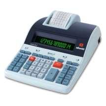 Calculadora de Mesa LOGOS 804T Térmica Olivetti