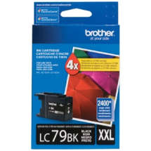 Cartucho de Tinta Preto LC79BK - Brother