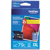 Cartucho de Tinta Azul LC79C - Brother