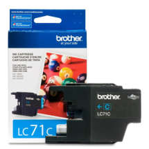 Cartucho de Tinta Azul LC71C - Brother
