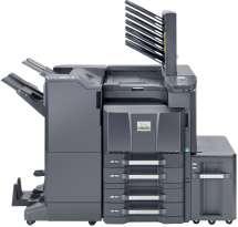 Impressora Laser Color ECOSYS FS-C8650DN - Kyocera