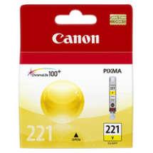 Cartucho de Tinta Amarelo CLI221Y - Canon