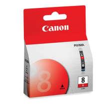 Cartucho de Tinta Vermelho CLI8R - Canon