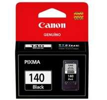 Cartucho de Tinta Preto PG140 8ml - Canon