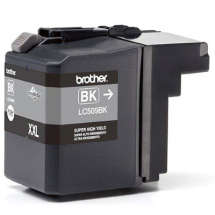 Cartucho de Tinta Preto LC509BK - Brother