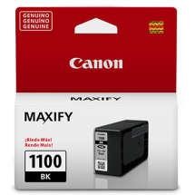 Cartucho de Tinta Preto PGI1100BK - Canon
