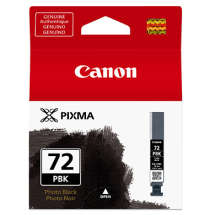 Cartucho De Tinta Canon Photo Preto PGI-72
