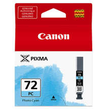 Cartucho De Tinta Canon Photo Ciano PGI-72