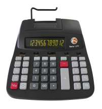 Calculadora de Mesa Profissional Ratio 12PD Térmica - Reis Office